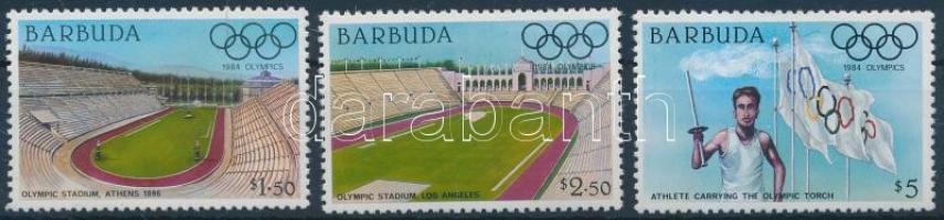 Nyári olimpia sor, Summer Olympics set