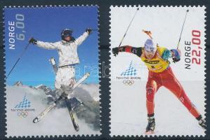 2006 Téli Olimpia, Torino sor Mi 1561-1562