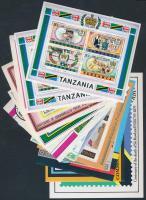 Tanzania 15 blocks, Tanzánia 15 db motívum blokk