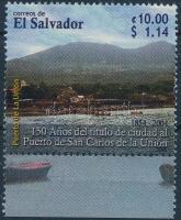 150th anniversary of Puerto de San Carlos, 150 éve város Puerto de San Carlos