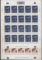 1997 Európa CEPT: Mondák és legendák kisívsor Mi 1378-1379 (2 stecklapon)