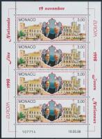 1998 Europa CEPT: Nemzeti ünnepek és fesztiválok kisív Mi 2411