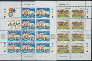 1998 Europa CEPT: Nemzeti ünnepek és fesztiválok kisívsor Mi 1041-1042