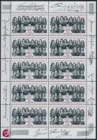 1998 350 éves a vesztfáliai béke kisív Mi 1979