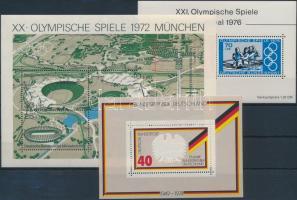 1972-1976 3 klf blokk