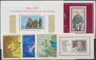 1970-1974 6 klf blokk
