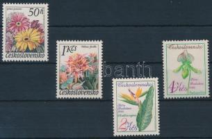 Flower Exhibition set, Virág kiállítás sor