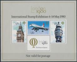 1980 London 1980 emlékív