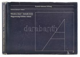 Mészáros József - Szakadát István: Magyarország politikai atlasza Bp., 1995. Konrad Adenauer Alapítvány - Cartographia. 120 p. Kiadói műbőrkötésben.