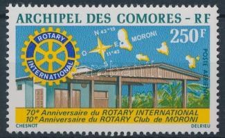 Rotary stamp, Rotary bélyeg