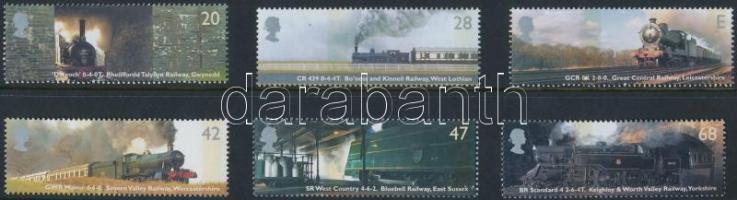 Historic railway set, Történelmi vasutak sor