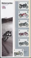 2005 Motorkerékpárok sor Mi 2315-2320 díszcsomagoásban