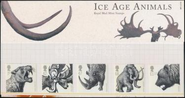 2006 Jégkorszaki állatok sor Mi 2391-2395 díszcsomagolásban