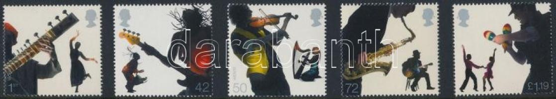 2006 Eurpoa CEPT: Zene sor Mi 2446-2450