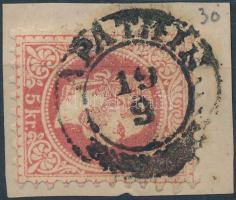 """APATHIN"" Austria-Hungary-Serbia postmark ""APATHIN"""