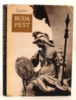 Ezeréves Budapest. A bevezetőt Mesterházi Lajos írta. Bp., 1970, Corvina. Kiadói számozott nyl-kötésben, jó állapotban.