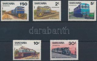 Locomotives (II) set, Mozdony (II) sor