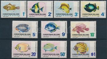 1968 Halak sor Mi 22-31