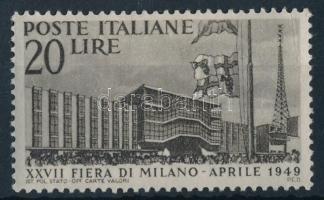 1949 Milánói kiállítás Mi 771