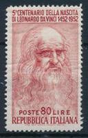 1952 Da Vinci záróérték Mi 878