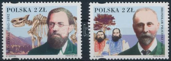 Poles abroad set, Lengyelek külföldön sor