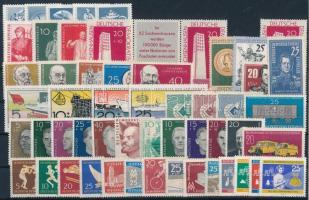 1960 Teljes évfolyam kiadásai