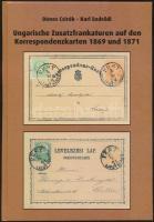 Czirók-Endrődi: Ungarische Zusatzfrankaturen auf den Korrespondenzkarten 1869 und 1871 (2002)