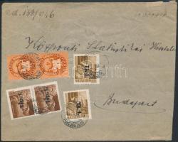 1946 (9. díjszabás) Távolsági levél