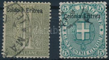 1893 Mi 1, 3