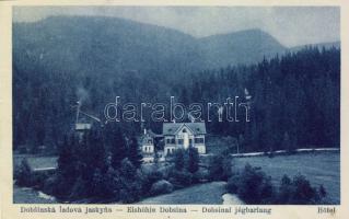 Dobsina, Jégbarlang, Dobsina, Ice cave
