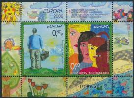 2006 Europa CEPT Integráció blokk Mi 5