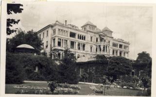 Balatonfüred, Erzsébet Szanatórium