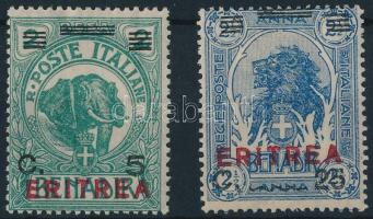 1924 Mi 84, 87