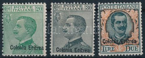 1925 Forgalmi sor Mi 98-100