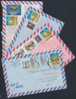 1979 21 db levél Magyarországra