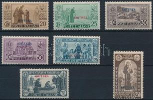 1931 Mi 189-195
