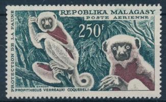 1961 Állatok záróérték Mi 472