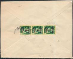 1945 (2. díjszabás) Távolsági levél