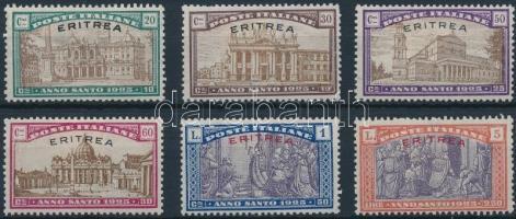 1925 Mi 92-97