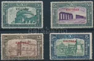 1930 Nemzeti milícia sor Mi 171-174