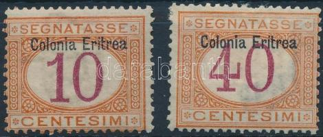 1903 2 klf Portó érték Mi 2 I, 5 I