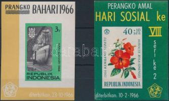 1966 2 klf blokk