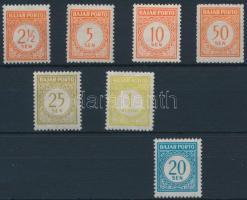 1950 Portó sor Mi 4-10