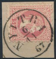 """""""NYITRA"""" Austria-Hungary-Slovakia postmark """"NYITRA"""""""