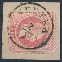 """(NEU)TRA"" Austria-Hungary-Slovakia postmark ""(NEU)TRA"""