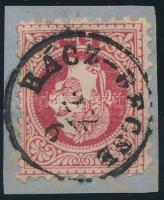 """RÁCZ-BECSE"" Austria-Hungary-Serbia postmark ""RÁCZ-BECSE"""