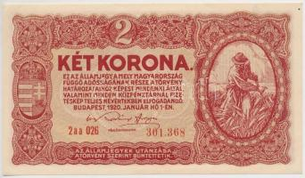 1920. 2K 2aa T:I-,II