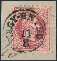 """Austria-Hungary-Romania postmark """"NAGY-ENYED"""" """"NAGY-ENYED"""""""