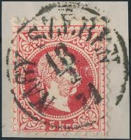 """Austria-Hungary-Romania postmark """"NAGY SZEBEN"""" """"NAGY SZEBEN"""""""