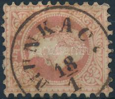 """Austria-Hungary-Ukraine postmark """"MUNKÁCS"""" """"MUNKÁCS"""""""